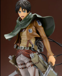 Brave Act Eren Yeager Cleaning Edition
