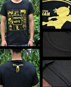 Deathnote Tshirt