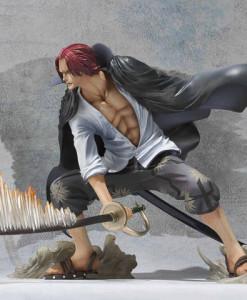 Figuarts ZERO Shanks One Piece Figure