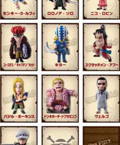 ONE PIECE Collection Punk Hazard Panic Candy toy