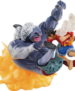 One Piece Logbox Figure Luffy