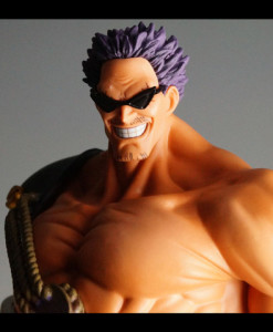 One Piece Master Stars Piece Zetto Front