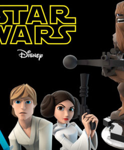 Star Wars Disney Figures