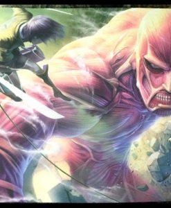 Attack on Titan Mousepad