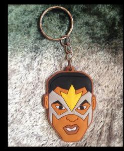 Avenger Falcon Keychain