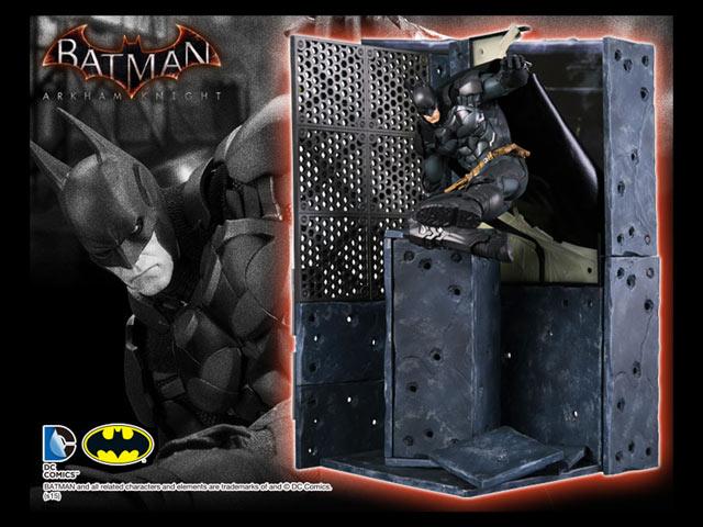 Batman-Arkham-Artfx-Kotobukiya-DC-comics
