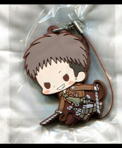 Jean Attack on titan Cellphone charm