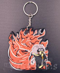 Naruto Itachi Keychain