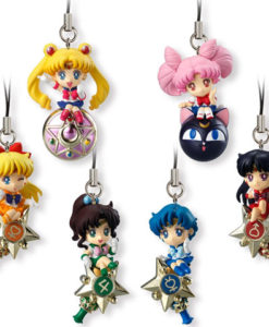 Bandai Twinkle Dolly Sailor Moon Cellphone Charm