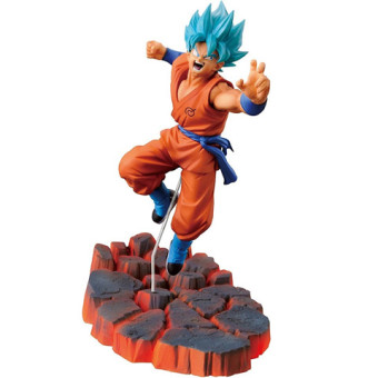 DRAGON BALL SUPER Scultures BIG BANPRESTO FIGURE COLOSSEUM 5 SON GOKOU
