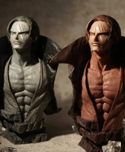 Red-Haired Shanks - Bust - Creator×Creator - Rough Edges - Both colors