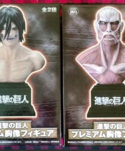 Attack on Titan Bust