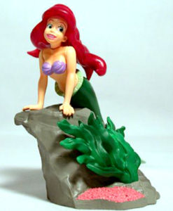TOMY Disney magical collection 010 Ariel Figure