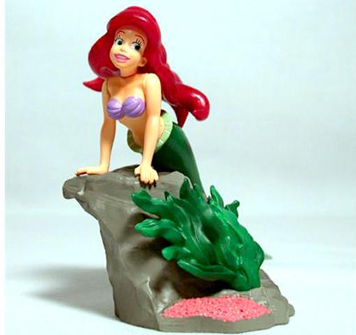 the little mermaid ariel cart toons