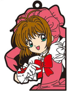 Cardcaptor Sakura Rubber Strap Collection