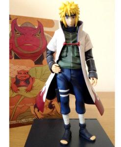 Ichino volume award Minato figure NARUTO - By Banpresto