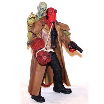 Mezco Movie Line SDCC Exclusive Hellboy Action Figure