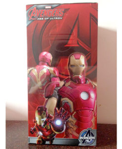 SEGA- Avengers- Age of Ultron- Ironman Mark 43- Premium Figure